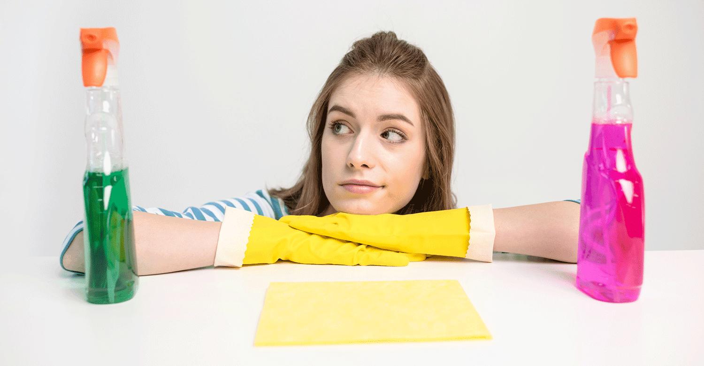 Femme de Ménage Pro à Montréal et Entretien Ménager Professionnel